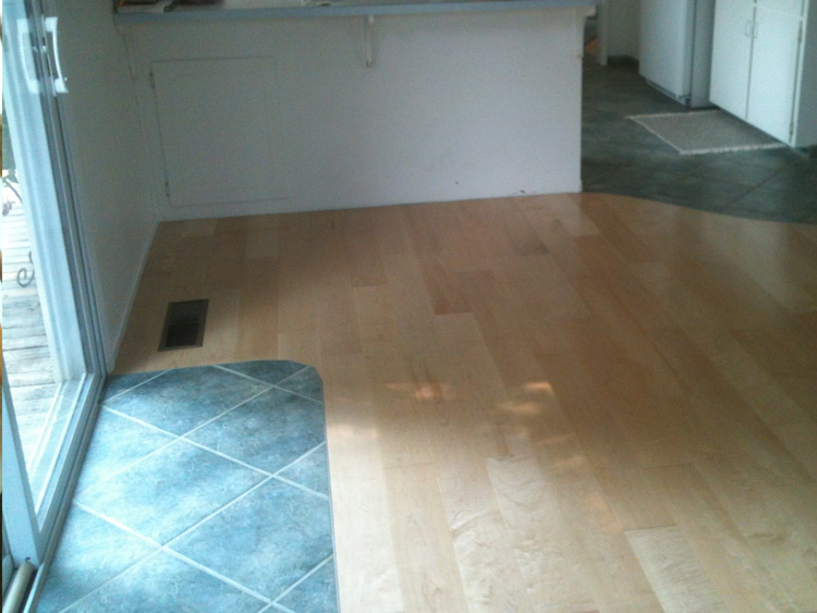 O'Brien Floor Installation Hardwood Flooring Installation
